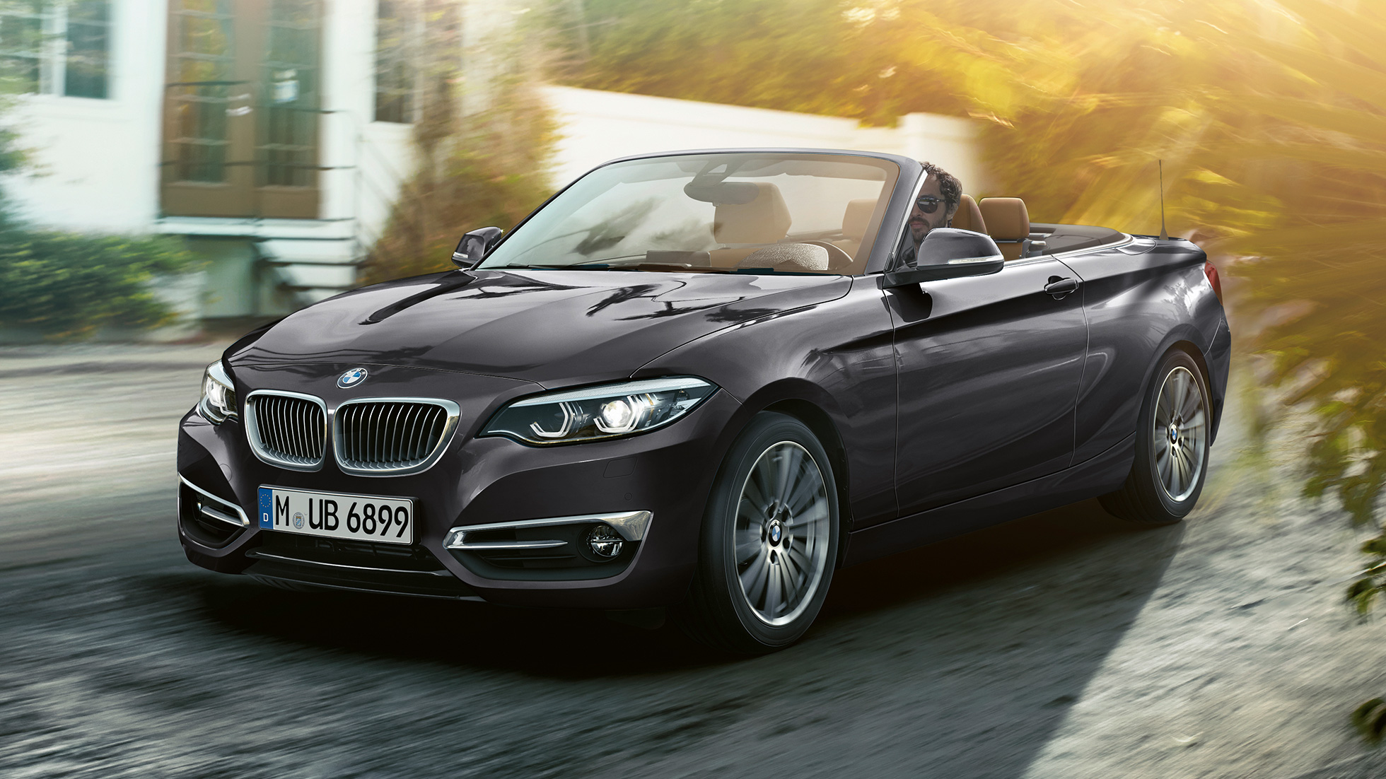 Bmw 2 Series Convertible Combines The Fascination Of Open Top Driving With Sporty Dynamics Bmw Bb